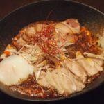 辛麺の写真