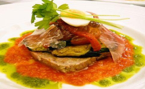 外国料理の写真