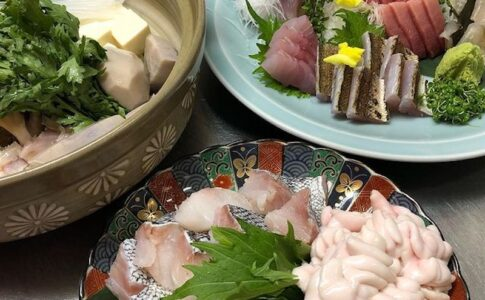 日本料理の画像