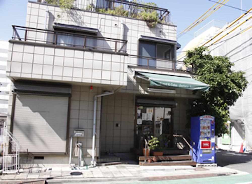 『Bread & Cake factory hosoyama(ホソヤマ)』外観画像