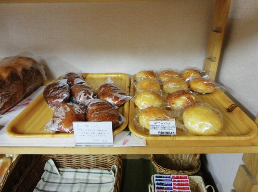 『Bread & Cake factory hosoyama(ホソヤマ)』店内画像
