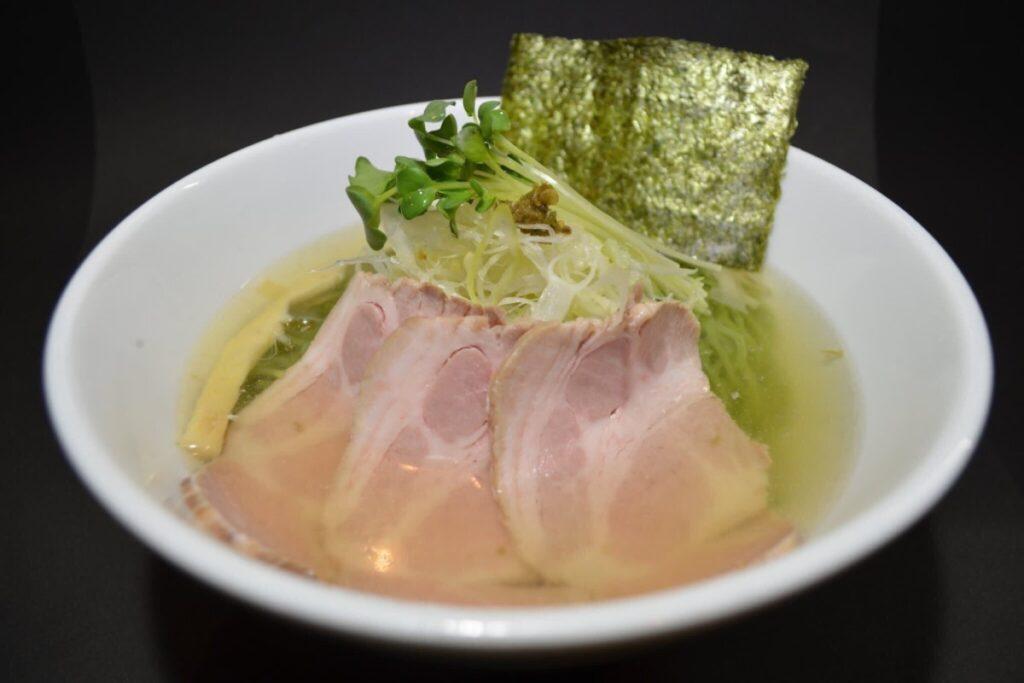 『麺や勝治 』青唐辛痛麺 冷麺