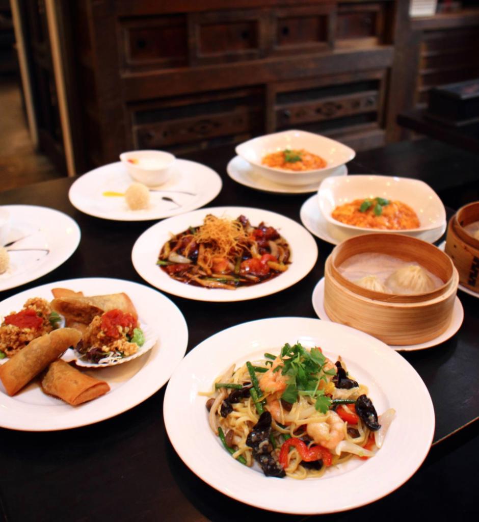 中国で修業をしてきた腕利きの店主が、本場の中華料理をご提供
